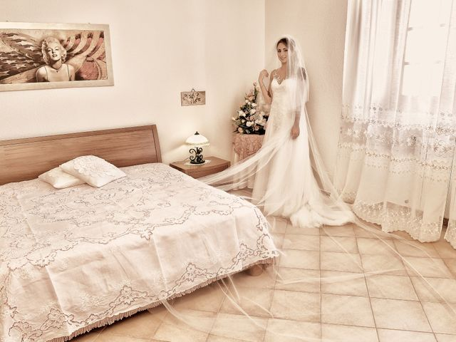 Il matrimonio di Nicola e Agnese a Castro, Lecce 8