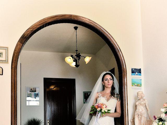 Il matrimonio di Nicola e Agnese a Castro, Lecce 10