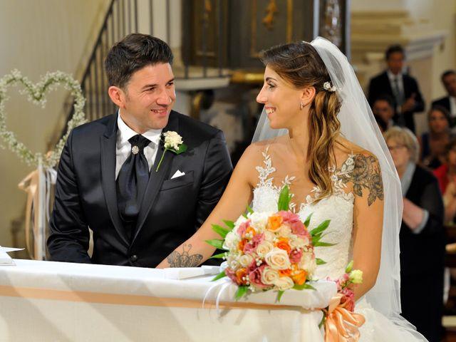 Il matrimonio di Nicola e Agnese a Castro, Lecce 12