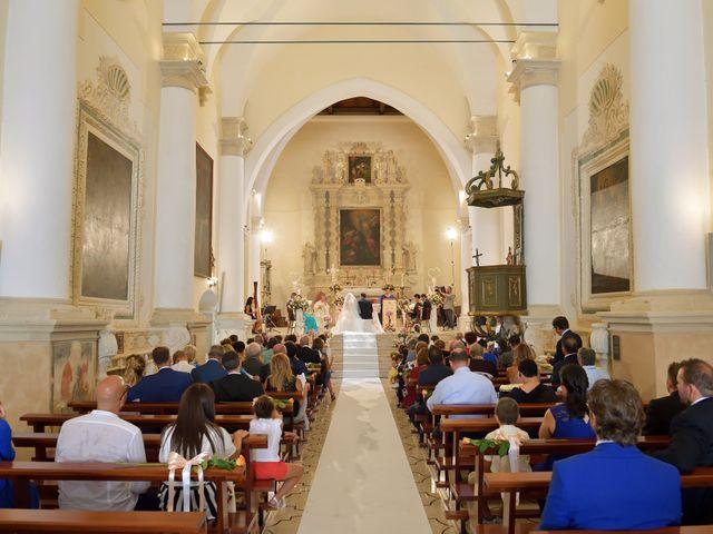 Il matrimonio di Nicola e Agnese a Castro, Lecce 13