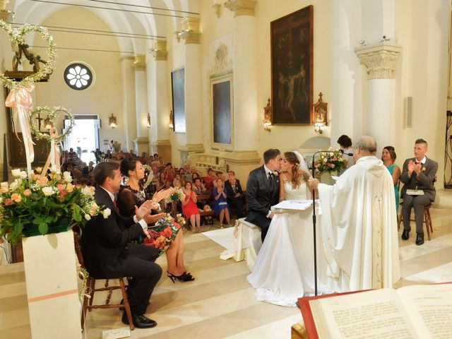 Il matrimonio di Nicola e Agnese a Castro, Lecce 14