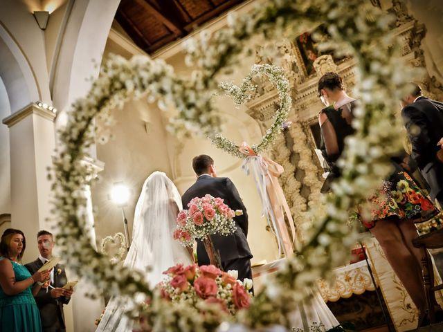 Il matrimonio di Nicola e Agnese a Castro, Lecce 1