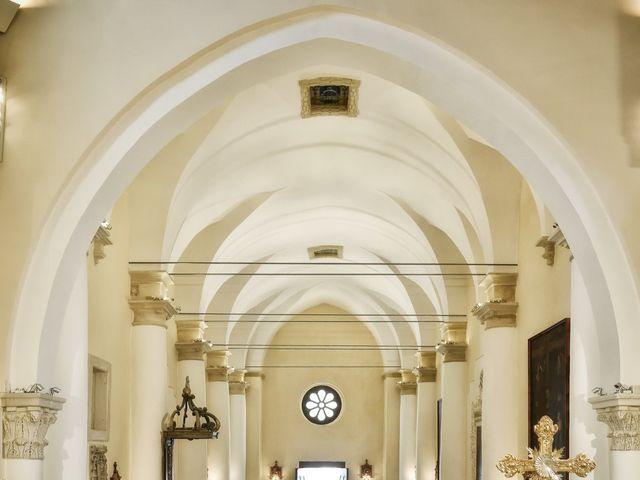 Il matrimonio di Nicola e Agnese a Castro, Lecce 16