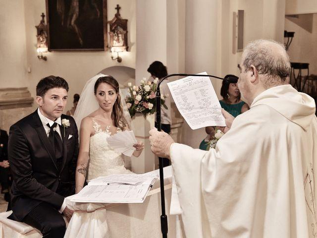 Il matrimonio di Nicola e Agnese a Castro, Lecce 17