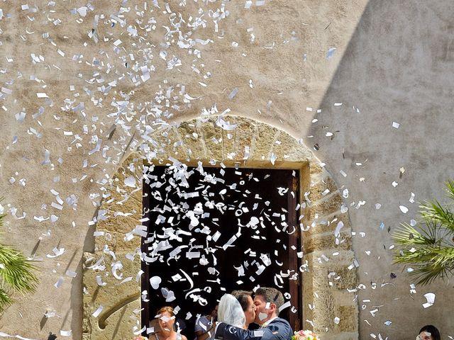 Il matrimonio di Nicola e Agnese a Castro, Lecce 18