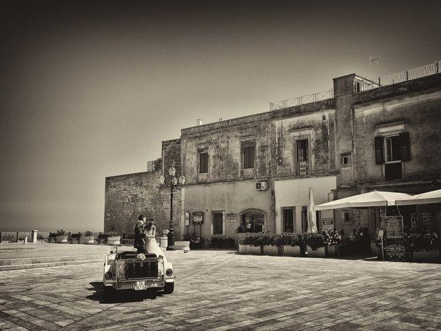 Il matrimonio di Nicola e Agnese a Castro, Lecce 20