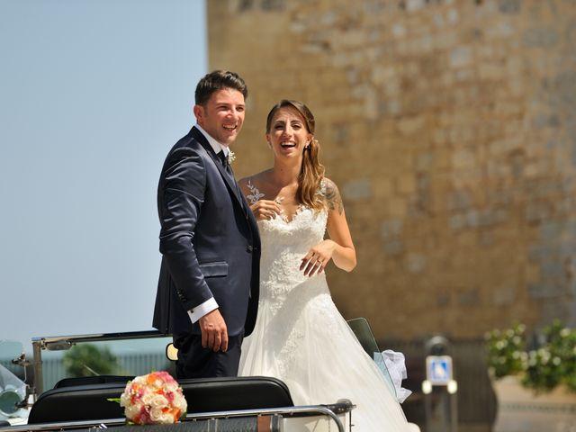 Il matrimonio di Nicola e Agnese a Castro, Lecce 21
