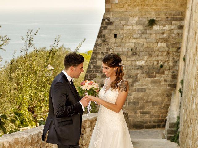 Il matrimonio di Nicola e Agnese a Castro, Lecce 22