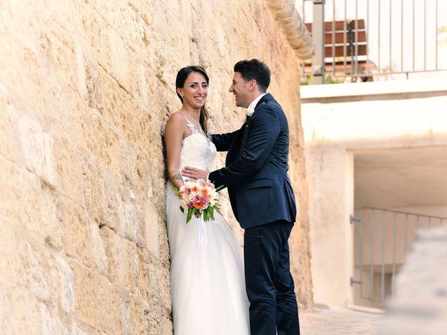 Il matrimonio di Nicola e Agnese a Castro, Lecce 23