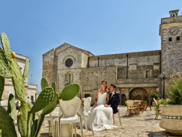 Il matrimonio di Nicola e Agnese a Castro, Lecce 24