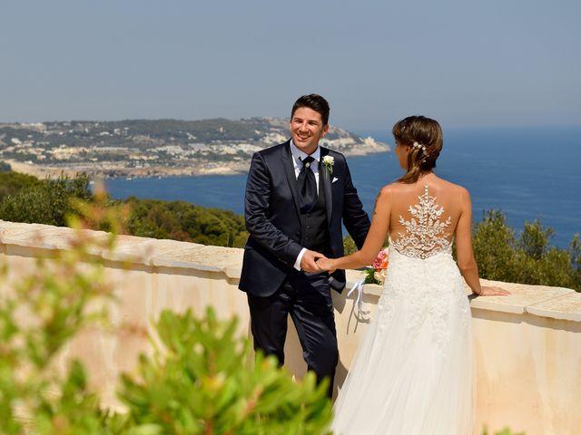 Il matrimonio di Nicola e Agnese a Castro, Lecce 26