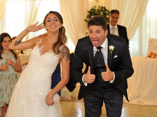Il matrimonio di Nicola e Agnese a Castro, Lecce 32