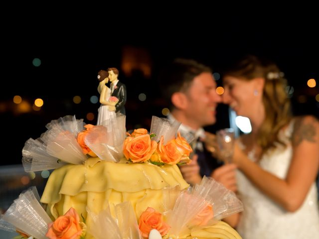 Il matrimonio di Nicola e Agnese a Castro, Lecce 34