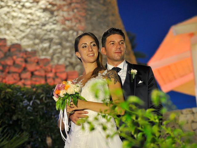 Il matrimonio di Nicola e Agnese a Castro, Lecce 35