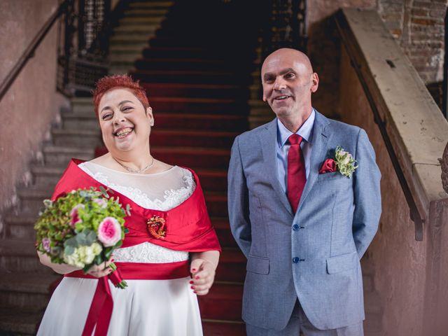 Il matrimonio di Oliviero e Cristina a Ravenna, Ravenna 17