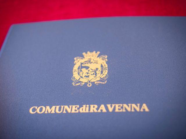 Il matrimonio di Oliviero e Cristina a Ravenna, Ravenna 19