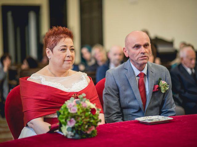Il matrimonio di Oliviero e Cristina a Ravenna, Ravenna 20