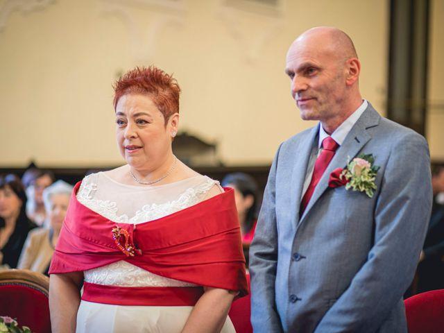 Il matrimonio di Oliviero e Cristina a Ravenna, Ravenna 21