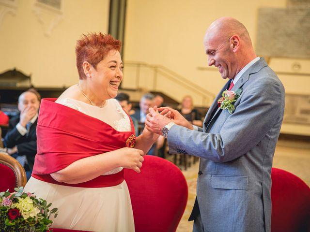Il matrimonio di Oliviero e Cristina a Ravenna, Ravenna 25