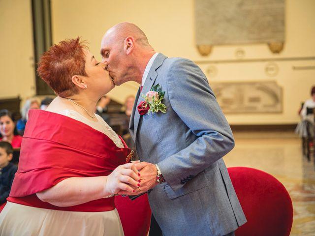 Il matrimonio di Oliviero e Cristina a Ravenna, Ravenna 27