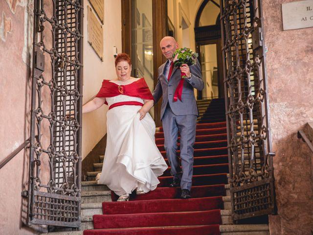 Il matrimonio di Oliviero e Cristina a Ravenna, Ravenna 28