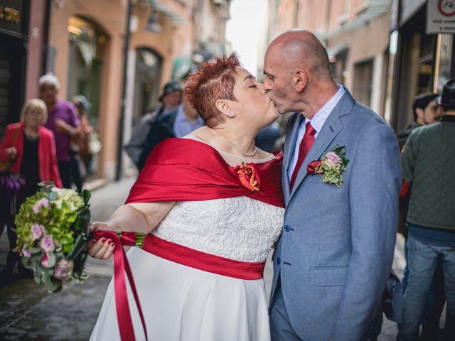 Il matrimonio di Oliviero e Cristina a Ravenna, Ravenna 31