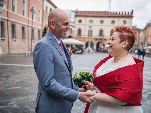 Il matrimonio di Oliviero e Cristina a Ravenna, Ravenna 32