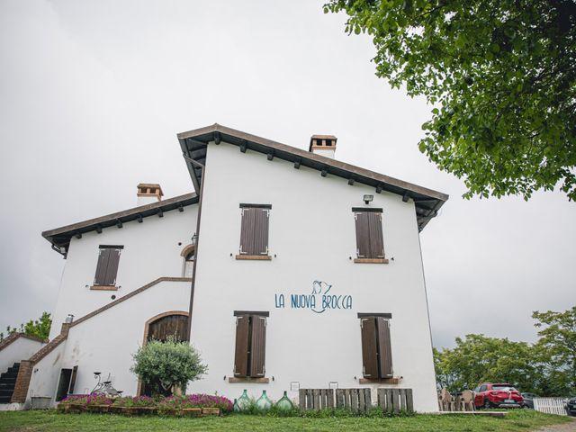 Il matrimonio di Oliviero e Cristina a Ravenna, Ravenna 41