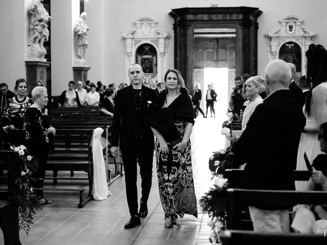Il matrimonio di Giulio e Elena a Sinalunga, Siena 8