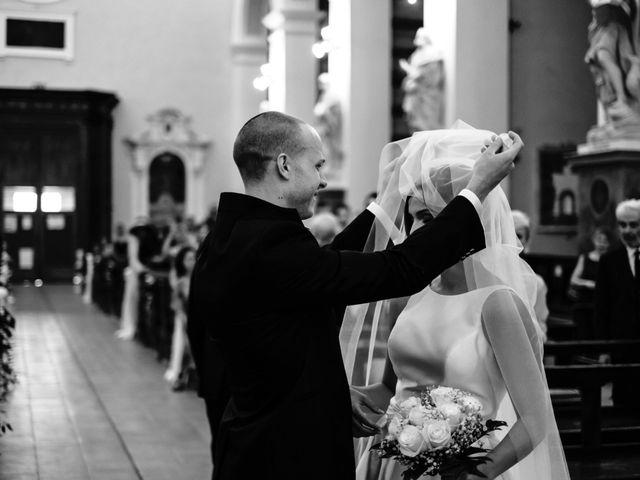 Il matrimonio di Giulio e Elena a Sinalunga, Siena 18