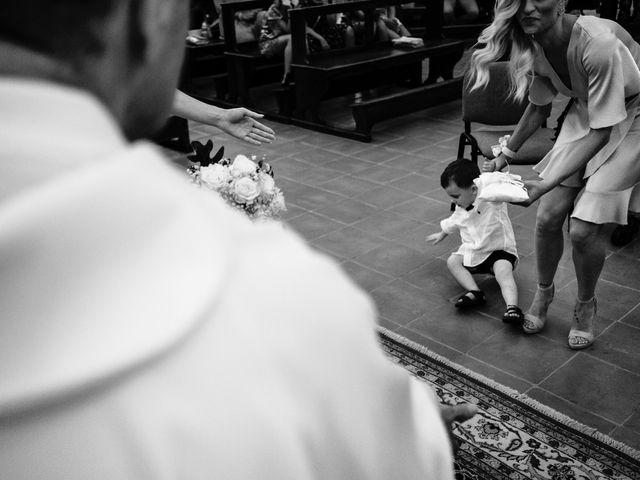 Il matrimonio di Giulio e Elena a Sinalunga, Siena 19