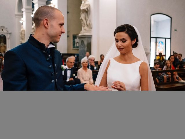 Il matrimonio di Giulio e Elena a Sinalunga, Siena 21