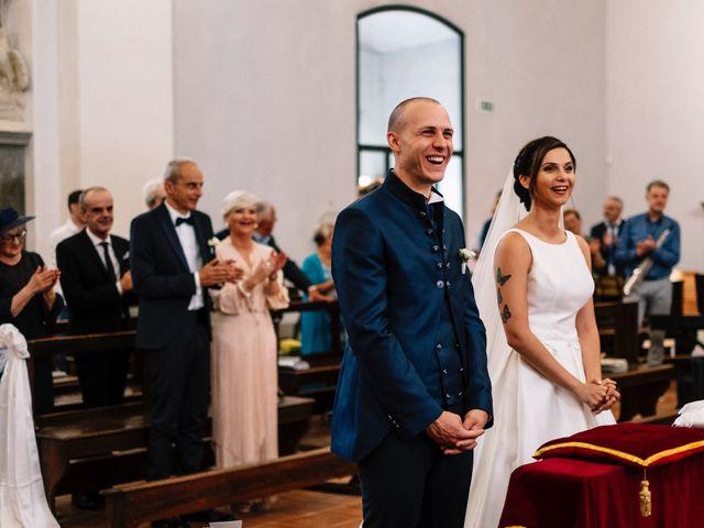 Il matrimonio di Giulio e Elena a Sinalunga, Siena 22