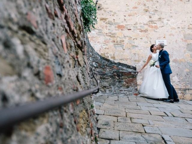 Il matrimonio di Giulio e Elena a Sinalunga, Siena 26