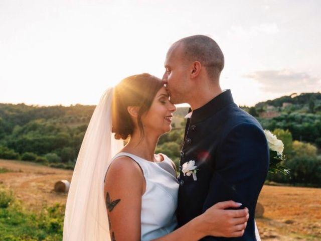 Il matrimonio di Giulio e Elena a Sinalunga, Siena 28