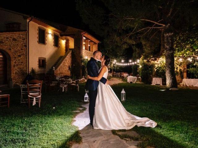Il matrimonio di Giulio e Elena a Sinalunga, Siena 1