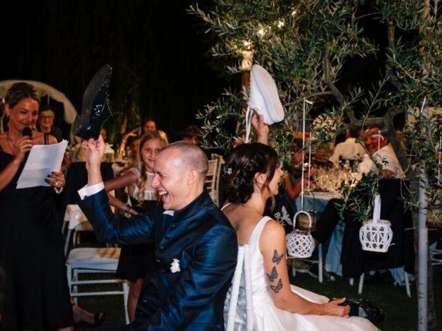 Il matrimonio di Giulio e Elena a Sinalunga, Siena 36
