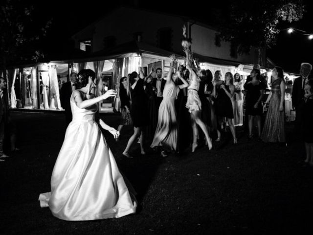 Il matrimonio di Giulio e Elena a Sinalunga, Siena 44