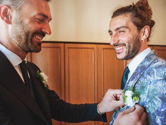 Il matrimonio di Maria e Luca a Filottrano, Ancona 7