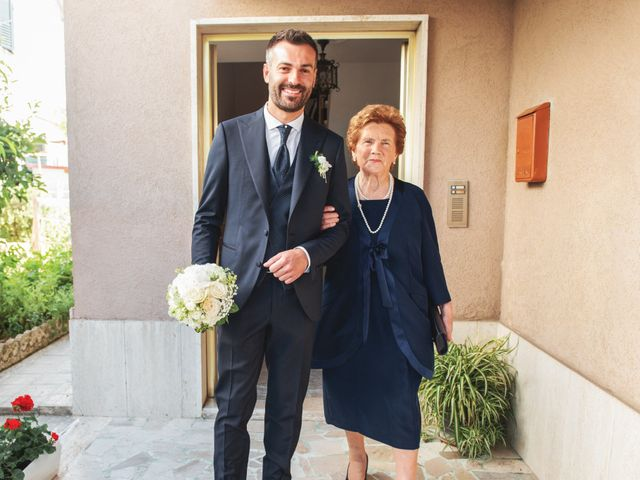 Il matrimonio di Maria e Luca a Filottrano, Ancona 12