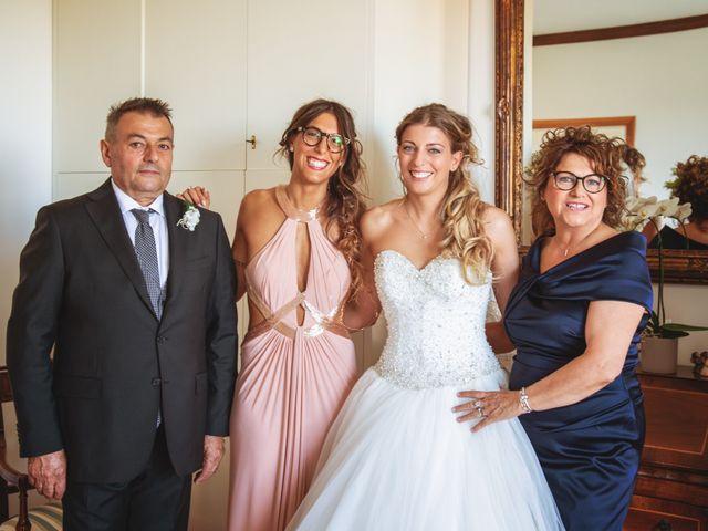 Il matrimonio di Maria e Luca a Filottrano, Ancona 28