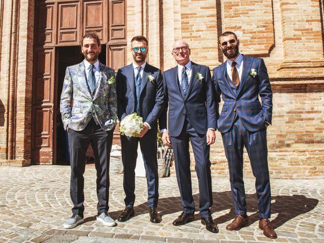 Il matrimonio di Maria e Luca a Filottrano, Ancona 30