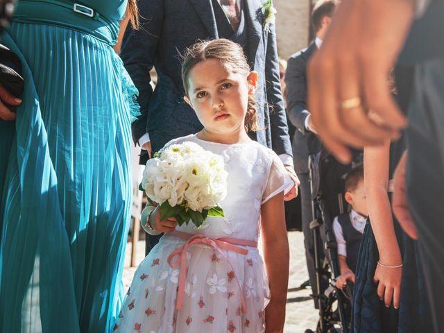 Il matrimonio di Maria e Luca a Filottrano, Ancona 31