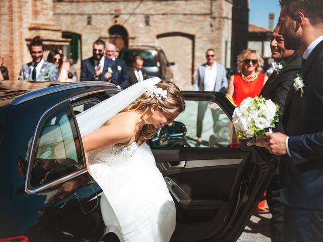 Il matrimonio di Maria e Luca a Filottrano, Ancona 33