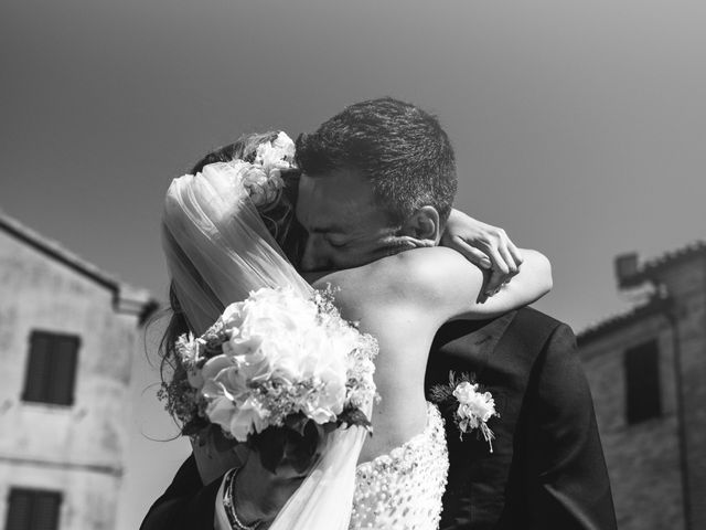 Il matrimonio di Maria e Luca a Filottrano, Ancona 34