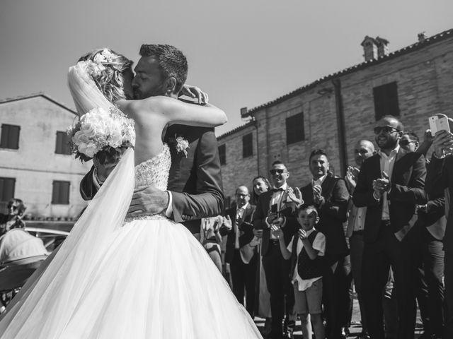 Il matrimonio di Maria e Luca a Filottrano, Ancona 35