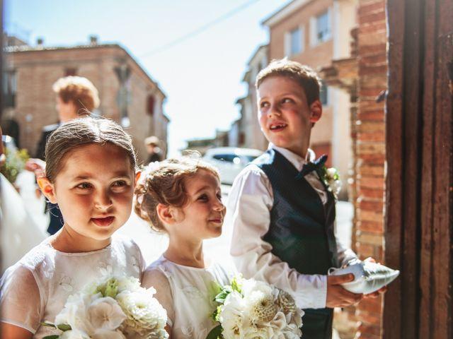 Il matrimonio di Maria e Luca a Filottrano, Ancona 36