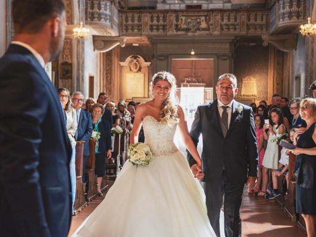 Il matrimonio di Maria e Luca a Filottrano, Ancona 37