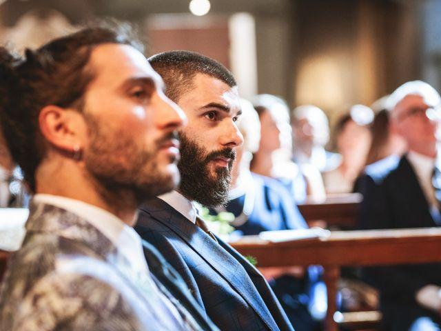 Il matrimonio di Maria e Luca a Filottrano, Ancona 39