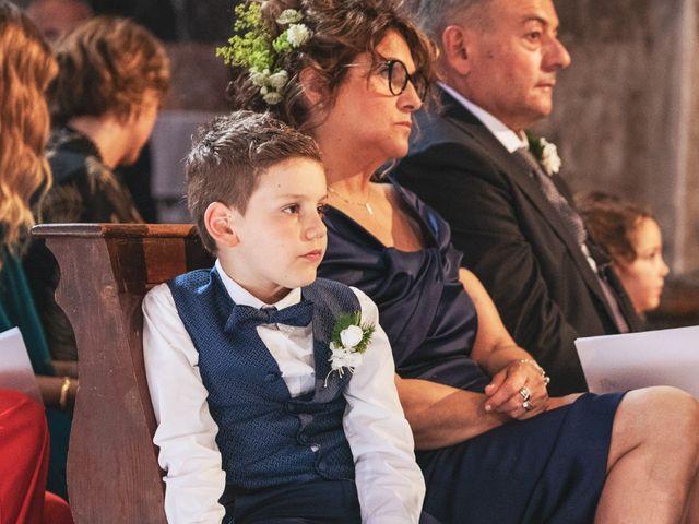 Il matrimonio di Maria e Luca a Filottrano, Ancona 40